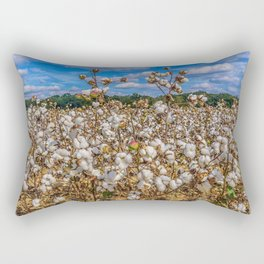 Sea of Cotton Rectangular Pillow