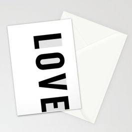 Rx LOVE in GREY Stationery Cards