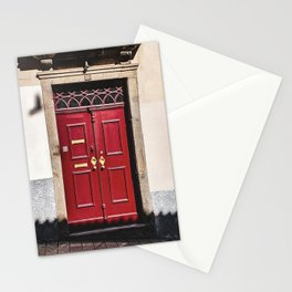 Be An Opener Of Doors Stationery Cards