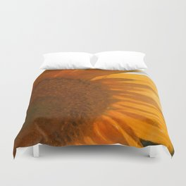 sun love Duvet Cover