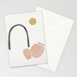 step through Stationery Cards