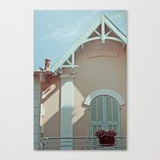 maison Canvas Print