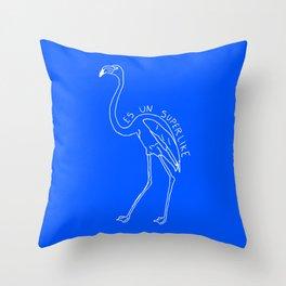 Es Un Superlike Throw Pillow