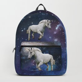 Unicorn and Space Backpack