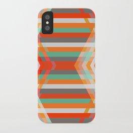 DecoChevron iPhone Case