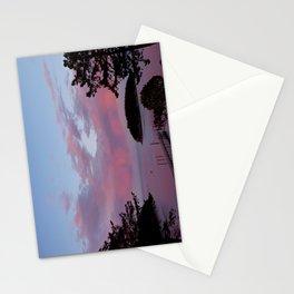 Rose Sunset  Stationery Cards