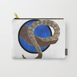 Creature of Water (porthole edit) Carry-All Pouch