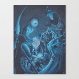 Enfance Canvas Print