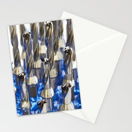 Drills for metal Stationery Cards