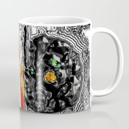 Black Diamond Soul Maze Coffee Mug