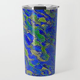 Coral Seas Travel Mug