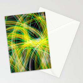 Lightpainted Colors Stationery Cards