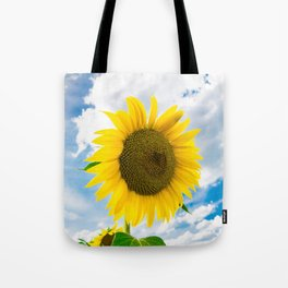 Heart of Tuscany Tote Bag