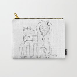 Urban Jungle |01 Carry-All Pouch