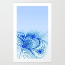 for sheer curtains and more -8- Art Print