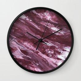 MaroonFive Wall Clock