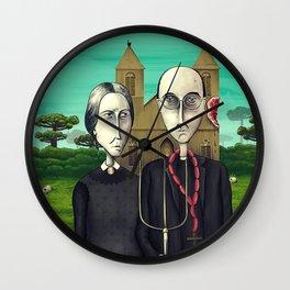 Terra de Condá Wall Clock