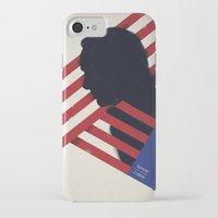 house of cards iPhone & iPod Cases featuring HOUSE of CARDS by Shujaat Syed