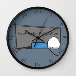 Motivation Wall Clock