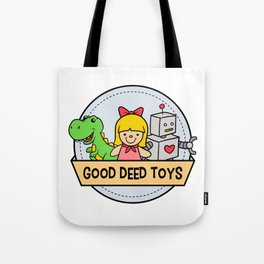 Good Deed Toys Tote Bag