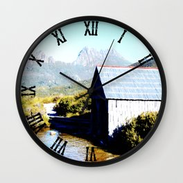 The Boat House Wall Clock
