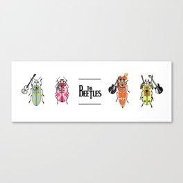 Sergeant Pepper's Lonely Invertebrates Club Canvas Print
