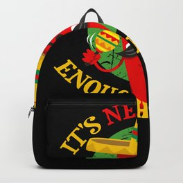 Never Hot Enough For Me Backpack