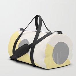Offset Duffle Bag