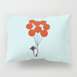 I Believe I Can Fly French Bulldog Pillow Sham