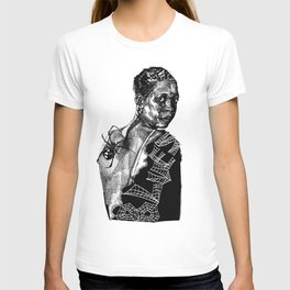 Blues Greats - Ethel Waters T-shirt