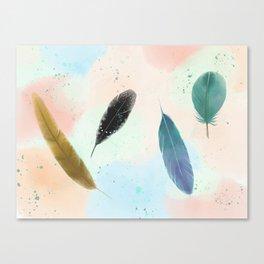 Sorbe Canvas Print
