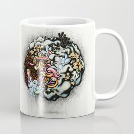 Isolating the Collective Unconscious Coffee Mug