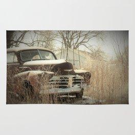 Vintage Jalopy Rug