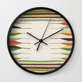 Persian style 2 Wall Clock