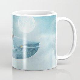 Whale Rider Coffee Mug