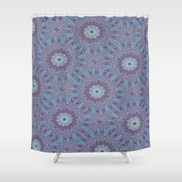 Gypsy Floral Shower Curtain