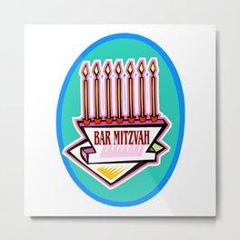 Mitzvah in style Metal Print