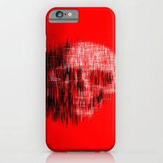 Etched Skull iPhone 6s Slim Case