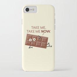 Sweet Talk iPhone Case