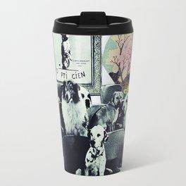 Strange Environment Travel Mug