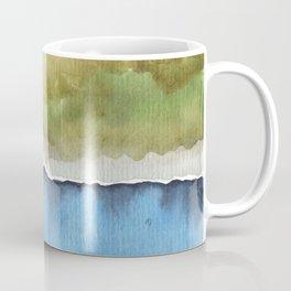 Green by the Sea Coffee Mug