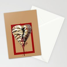 Razor Blade Romance Stationery Cards