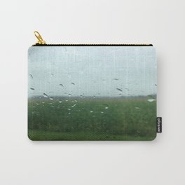rural vermont summer rain Carry-All Pouch