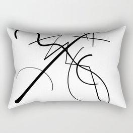 Kandinsky Rectangular Pillow