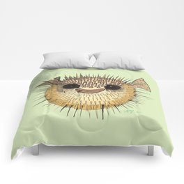 Puff Comforters