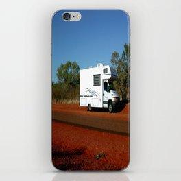 Stuck in the Desert iPhone Skin