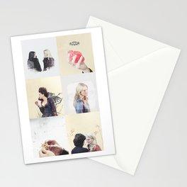 swan queen: break my spell Stationery Cards