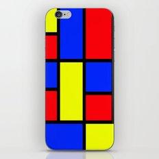 Blocks #2 iPhone Skin