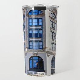 SoHo New York City Street Travel Mug