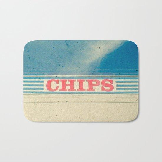 Chips Bath Mat